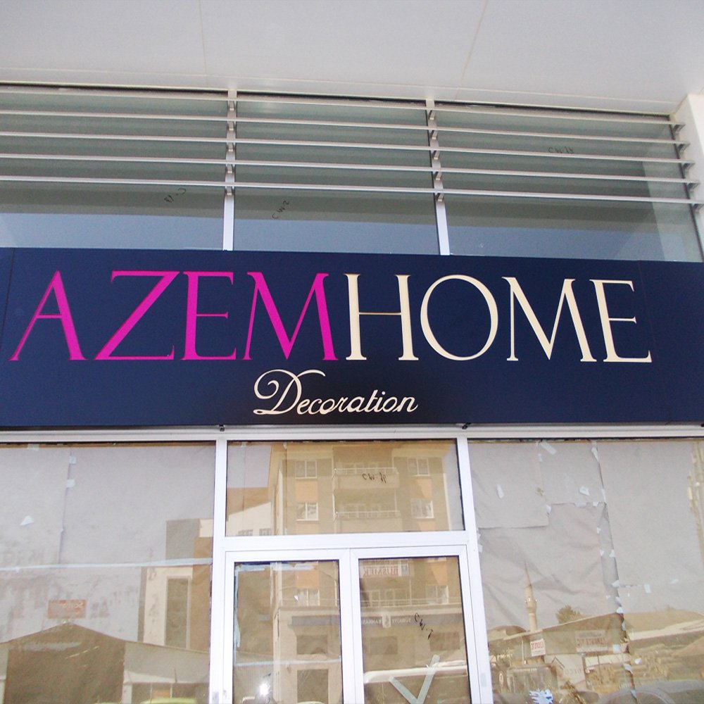 azem home decoration tabela